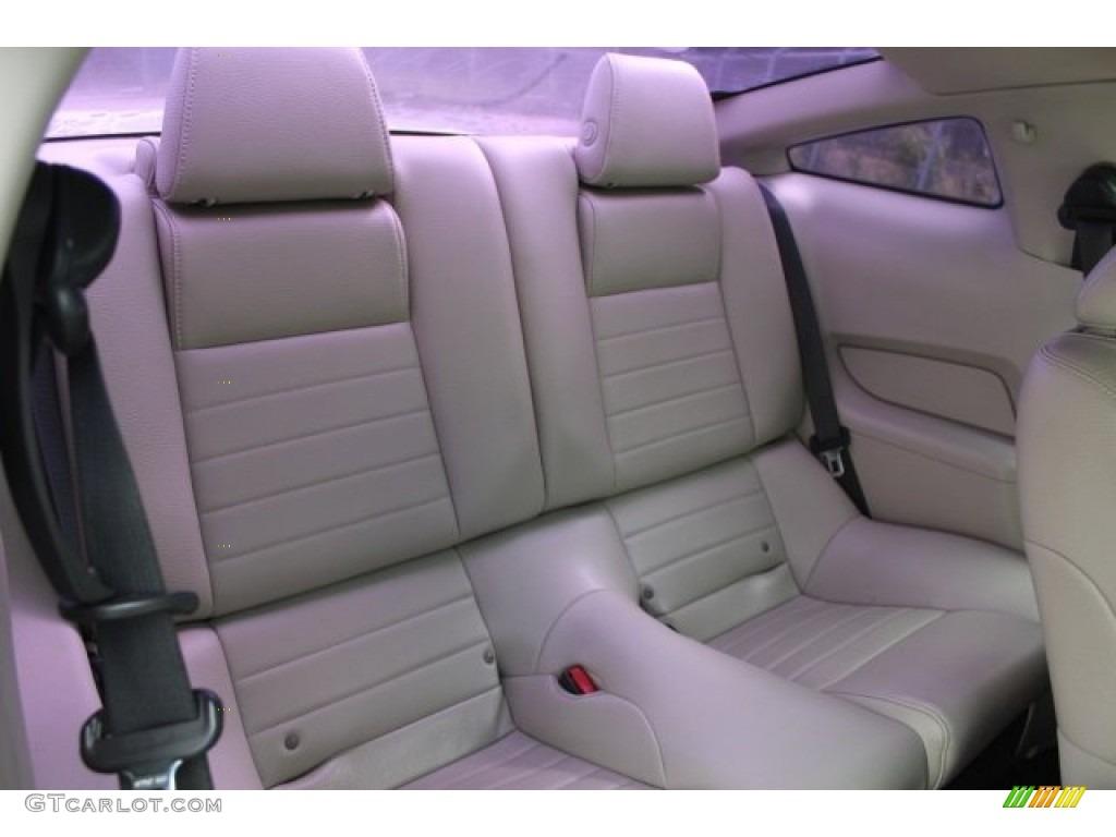 2011 Mustang V6 Premium Coupe - Performance White / Stone photo #25