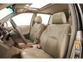 Ivory Beige 2006 Toyota Highlander Interiors