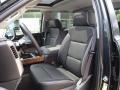 Jet Black Interior Photo for 2017 Chevrolet Silverado 2500HD #121195355