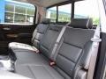 Jet Black Rear Seat Photo for 2017 Chevrolet Silverado 2500HD #121195371