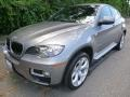 Space Grey Metallic 2014 BMW X6 xDrive35i