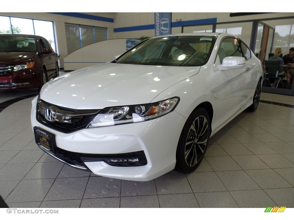 Honda Accord White Orchid Pearl Paint