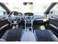 Ebony 2018 Acura TLX V6 A-Spec Sedan Interior Color