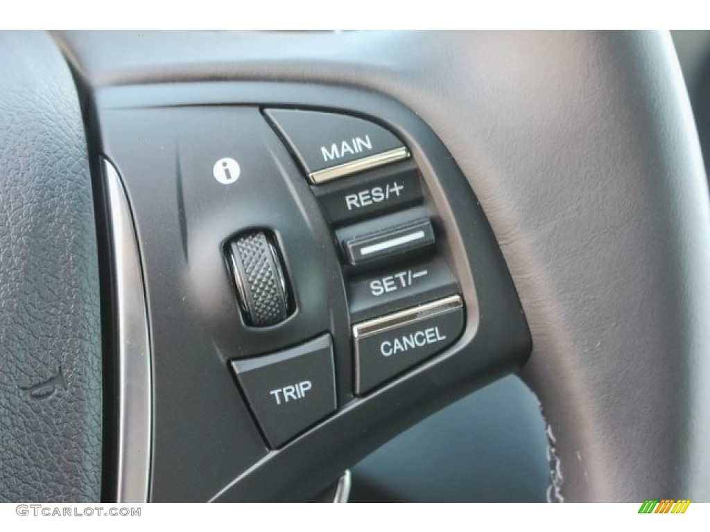 2018 Acura TLX V6 A-Spec Sedan Controls Photo #121267094