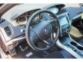 Ebony 2018 Acura TLX V6 A-Spec Sedan Dashboard