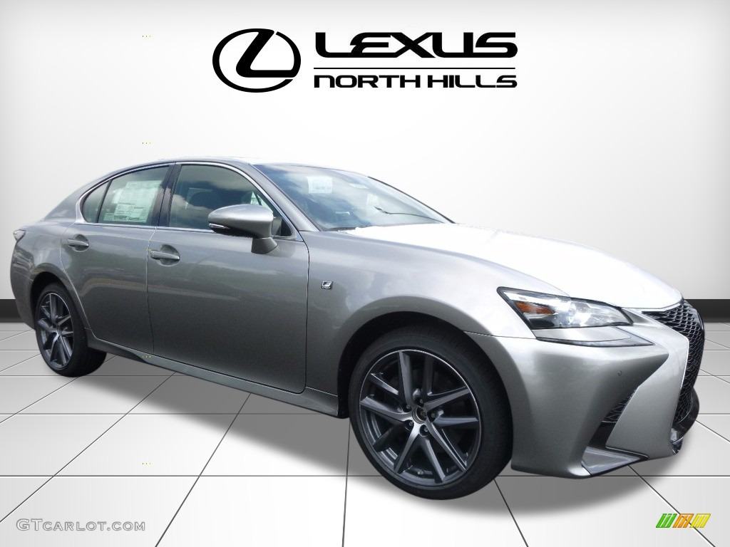 2017 atomic silver lexus gs 350 awd 121248252 photo 11 car color galleries. Black Bedroom Furniture Sets. Home Design Ideas