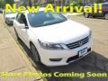 White Orchid Pearl 2013 Honda Accord Sport Sedan