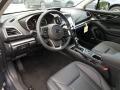 2017 Subaru Impreza Black Interior Interior Photo