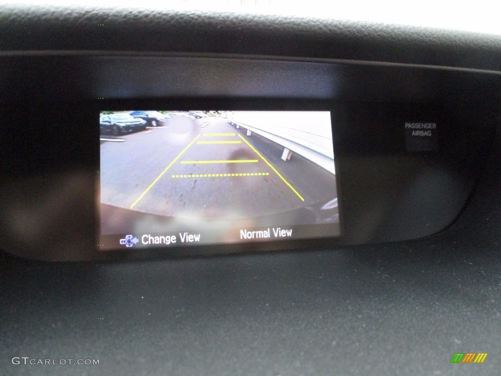 2014 CR-V EX AWD - Basque Red Pearl II / Gray photo #17