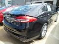 2017 Shadow Black Ford Fusion SE  photo #3