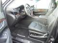 2017 Cadillac Escalade Jet Black Interior Interior Photo