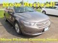 Sterling Gray Metallic 2013 Ford Taurus SEL