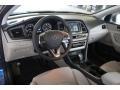 Gray Dashboard Photo for 2018 Hyundai Sonata #121382138