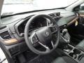 2017 White Diamond Pearl Honda CR-V EX AWD  photo #9