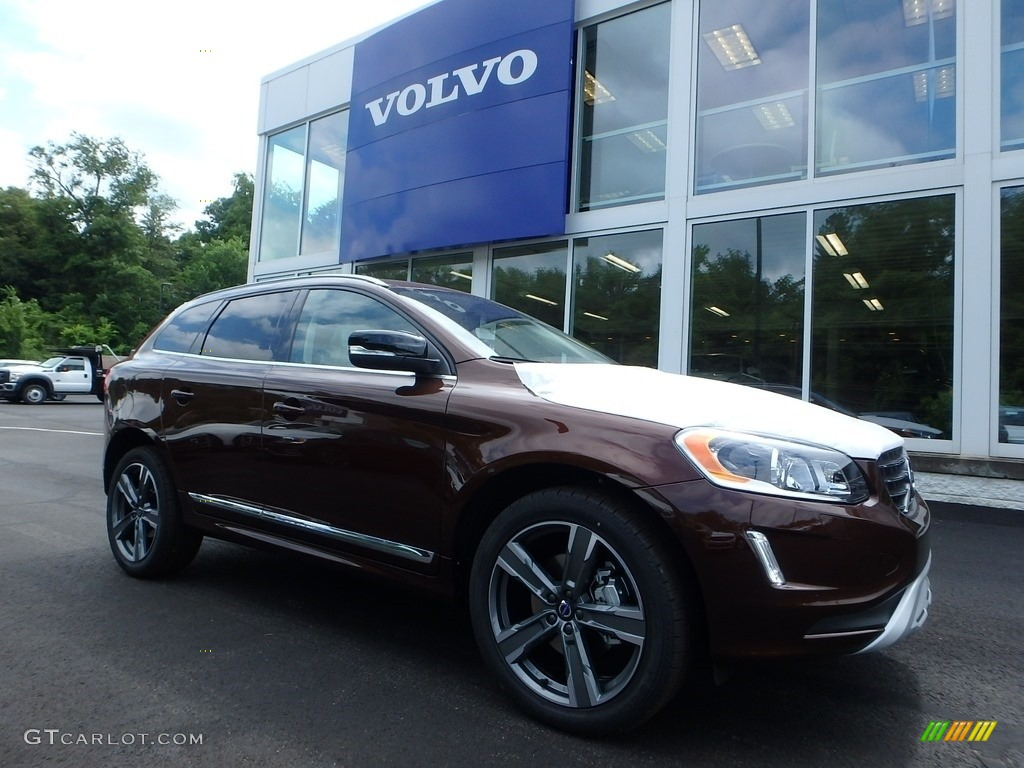 2017 rich java metallic volvo xc60 t6 awd dynamic 121258320 car color galleries. Black Bedroom Furniture Sets. Home Design Ideas