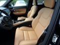 2017 XC90 T6 AWD Amber Interior