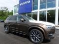 Front 3/4 View of 2017 XC90 T6 AWD