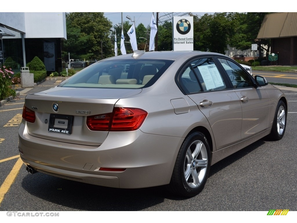 2014 Orion Silver Metallic BMW 3 Series 328i xDrive Sedan ...