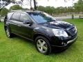 Carbon Black Metallic 2010 GMC Acadia SLT