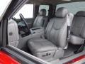2006 Victory Red Chevrolet Silverado 1500 Z71 Extended Cab 4x4  photo #17