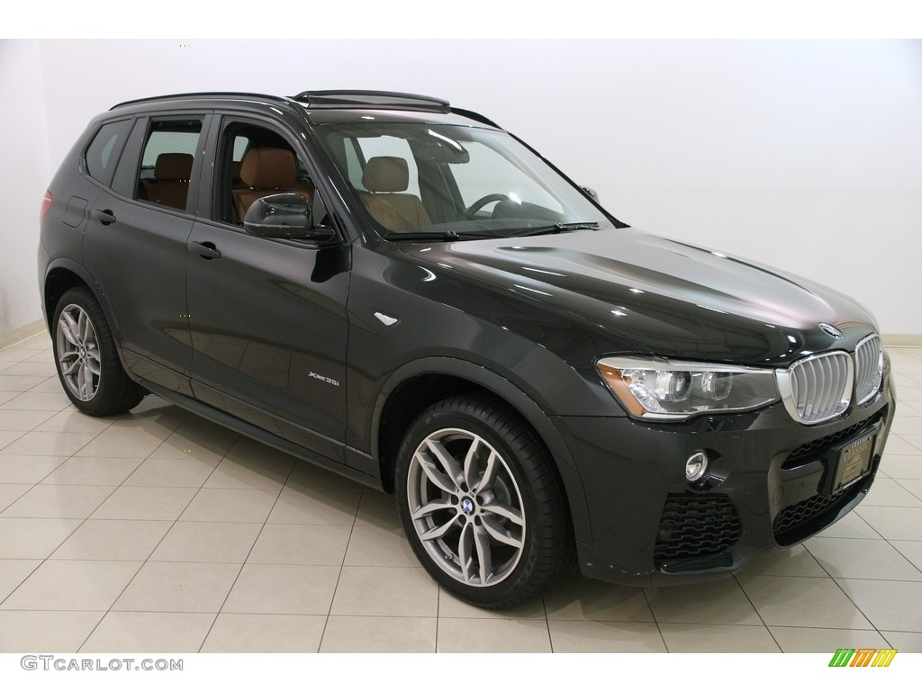 2017 black sapphire metallic bmw x3 xdrive35i 121245233 car color galleries. Black Bedroom Furniture Sets. Home Design Ideas