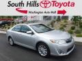Classic Silver Metallic 2014 Toyota Camry XLE