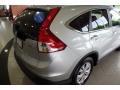 2014 Alabaster Silver Metallic Honda CR-V EX-L AWD  photo #8