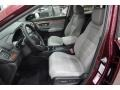2017 Basque Red Pearl II Honda CR-V EX-L AWD  photo #8