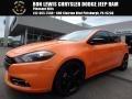 2014 Header Orange Dodge Dart SXT #121249568