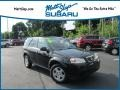 Black Onyx 2007 Saturn VUE V6 AWD