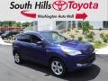2013 Deep Impact Blue Metallic Ford Escape SE 2.0L EcoBoost 4WD #121245893