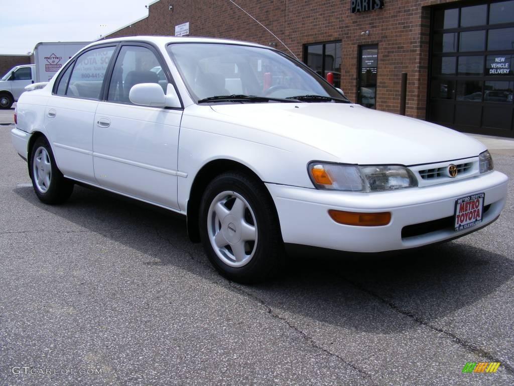 Kekurangan Corolla 1997 Review