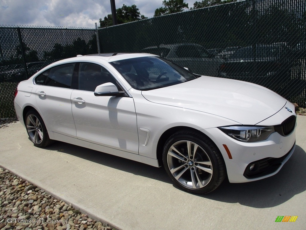 2018 Alpine White Bmw 4 Series 430i Xdrive Gran Coupe 121246677 Gtcarlot Com Car Color Galleries
