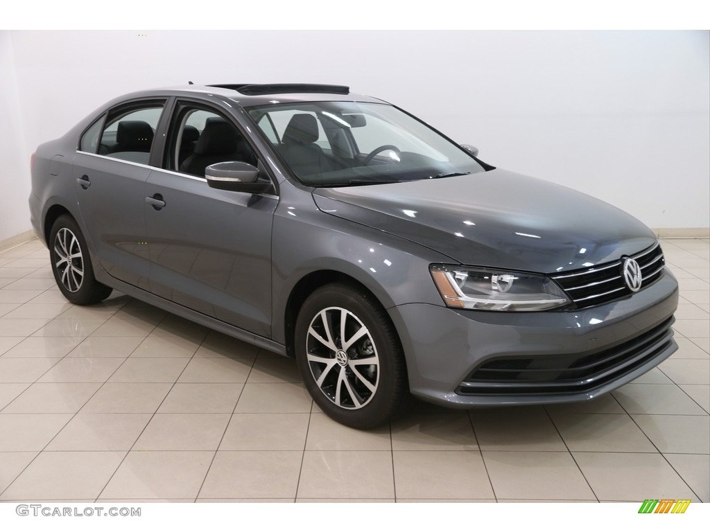 2017 platinum gray metallic volkswagen jetta se 121258790 car color galleries. Black Bedroom Furniture Sets. Home Design Ideas