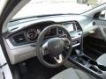 Gray Interior Photo for 2018 Hyundai Sonata #121567218