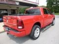 Flame Red - 1500 Sport Crew Cab 4x4 Photo No. 2