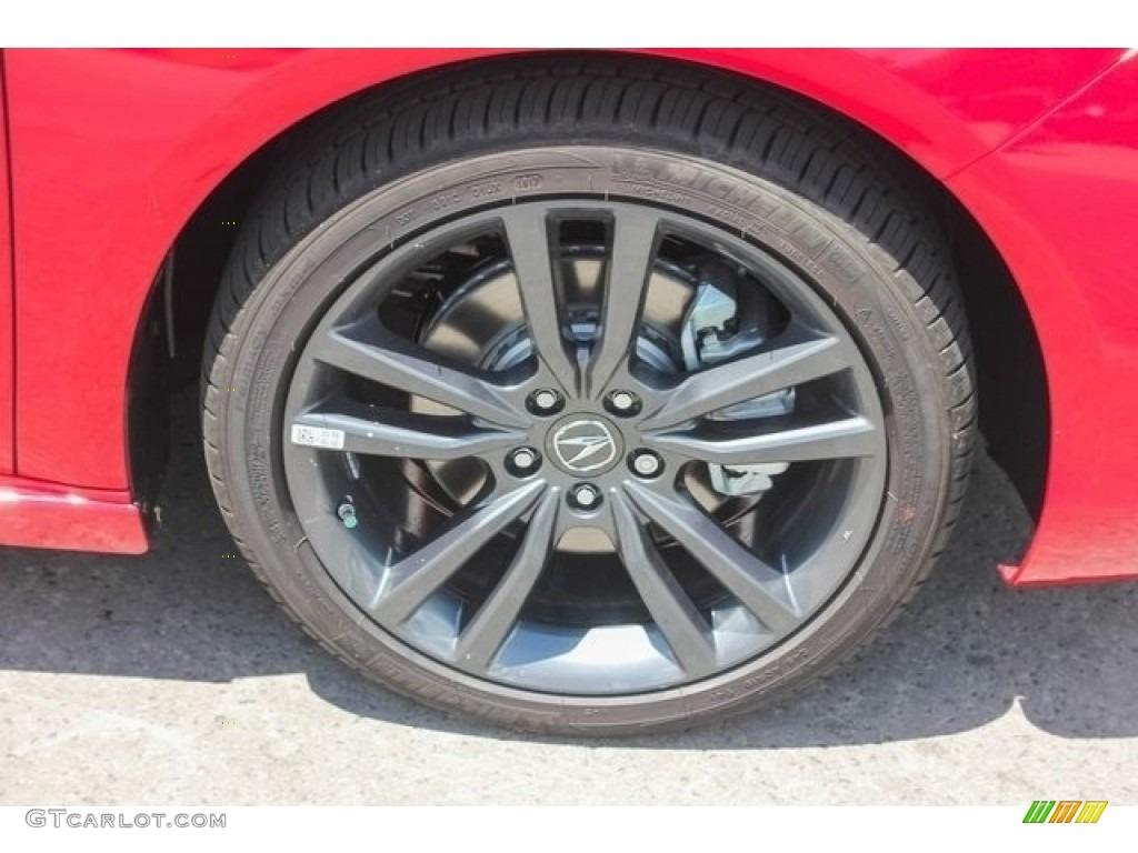 2018 Acura TLX V6 A-Spec Sedan Wheel Photo #121600803