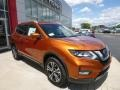 Monarch Orange 2017 Nissan Rogue Gallery