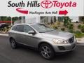 Seashell Metallic 2012 Volvo XC60 T6 AWD