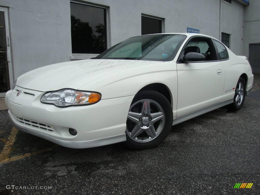 2005 white chevrolet monte carlo supercharged ss 12121572 car color galleries. Black Bedroom Furniture Sets. Home Design Ideas