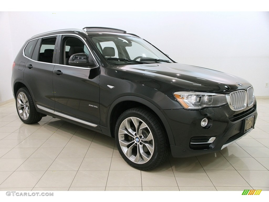 2017 black sapphire metallic bmw x3 xdrive35i 121245645. Black Bedroom Furniture Sets. Home Design Ideas