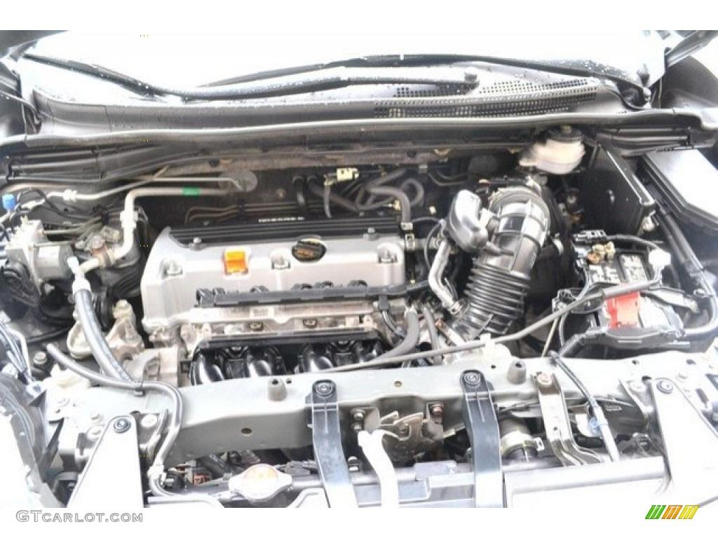 2014 CR-V EX-L AWD - Urban Titanium Metallic / Gray photo #28