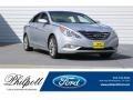 2012 Radiant Silver Hyundai Sonata Limited 2.0T #121249188