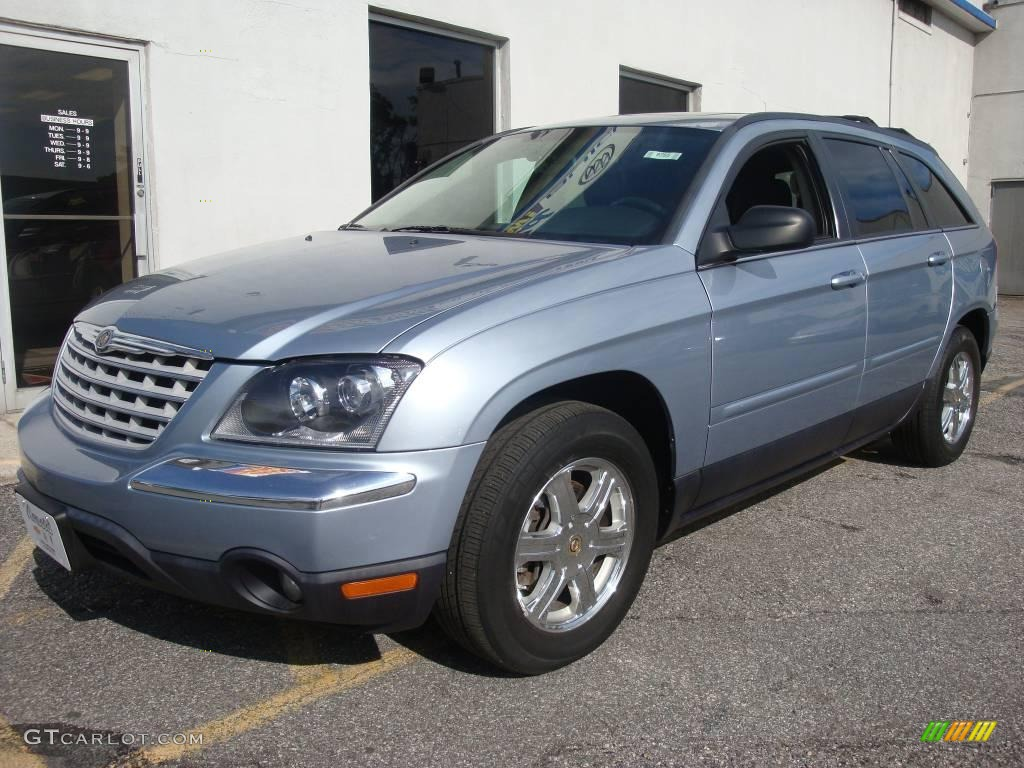 2004 butane blue pearl chrysler pacifica awd 12121580 photo 5 car color galleries. Black Bedroom Furniture Sets. Home Design Ideas