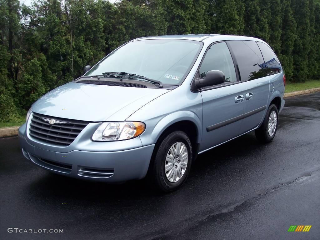 2005 butane blue pearl chrysler town country lx 12134237 car color galleries. Black Bedroom Furniture Sets. Home Design Ideas