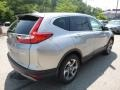 2017 Lunar Silver Metallic Honda CR-V EX AWD  photo #4