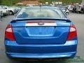2012 Blue Flame Metallic Ford Fusion SEL  photo #4