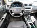 2012 Blue Flame Metallic Ford Fusion SEL  photo #16