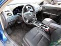2012 Blue Flame Metallic Ford Fusion SEL  photo #30