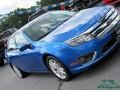 2012 Blue Flame Metallic Ford Fusion SEL  photo #35